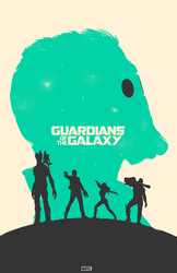 Guardians of the Galaxy by shrimpy99