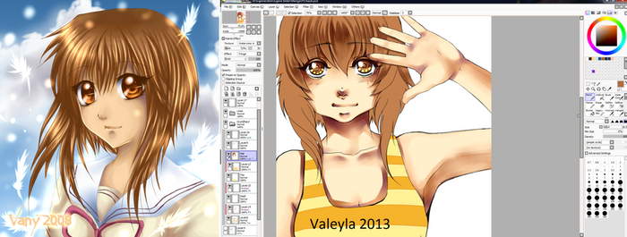 WIP by Valeyla