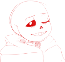 Spooky Scary Sketchy Skeleton Sans by ActualSkeleton