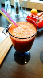 Carrot-orange smoothie by CookConcept