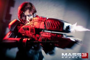 Mass Effect - french cosplay by CynShenzi