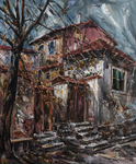 Old Plovdiv - Late Autumn by raysheaf