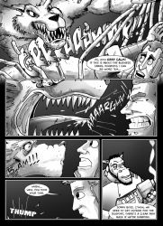 The Wolfman Of Astrotraz pg14 by Drivaaar