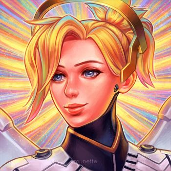 Mercy by munette