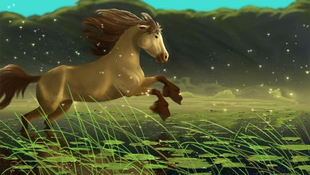 Wild Stallion by Chayemor
