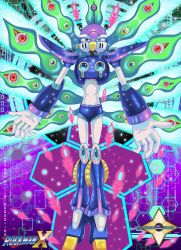 RKX4 - Cyber Peacock by Shinobi-Gambu