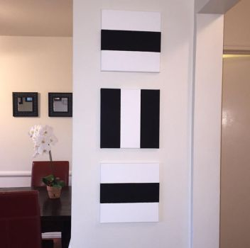 Geometric Painting by Jocelyn1988