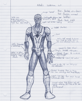 Functional Spider-Man Suit Design by Hyperchaotix