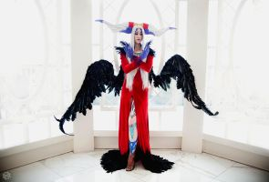 KatsuCon: TIME KOMPRESSION by burloire