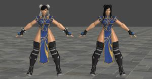 SFV Chun Li Training XPS UPDATED by Chrissy-Tee