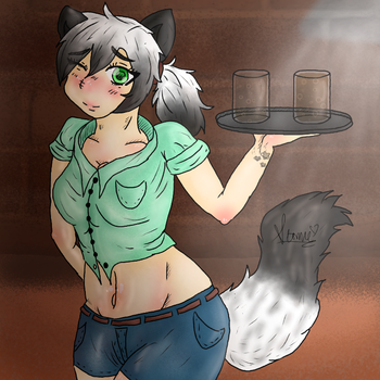 Living The Life by StormFemaleWolf