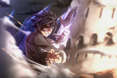 Gray Fullbuster   FAIRY TAIL by Dragon--anime