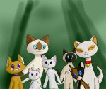 So much Cats by ShoobaQueen