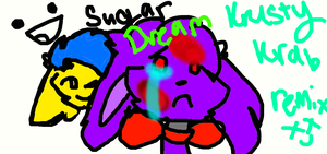 Sugar Dream should probably get a life c: by TheFloweyfanclub