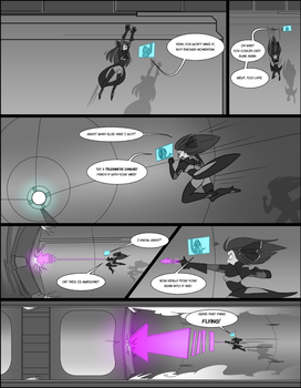 Tower Tournament Round 2: Page 11 [Ominai] by Raxion