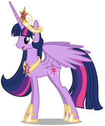 The Princess Twilight Cometh by JordiLa-Forge