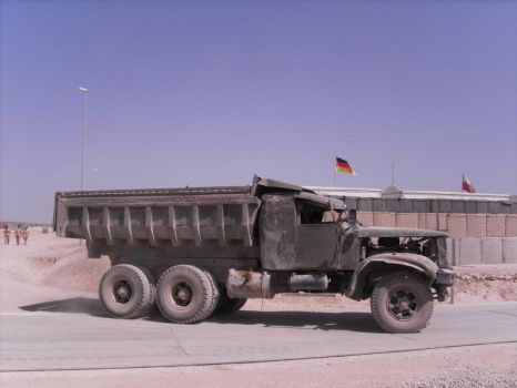 Transportation in Afghanistan (2) by boundfighter