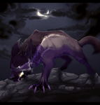 Dark of the Moon by Liimesquares