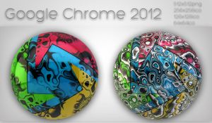 Google Chrome 2012 by xylomon