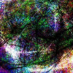 Nightmare Abstract 658 by TheSkull31