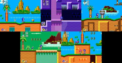 Palmtree Panic (Sonic 1 Master System Version) by Chacanger