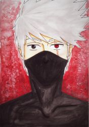 Kakashi Hatake by Colltify