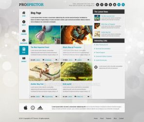 Prospector - Blog Page by ait-themes