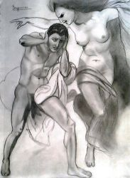 Quick Study of Remorse of Orestes by A-Fragile-Smile