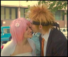 narusaku: Vintage by FairyScarlet