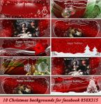 Christmas backgrounds A by roula33