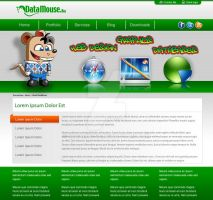DataMouse New Site - V5 by datamouse