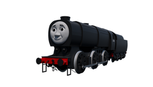 The New Engine by Caledonian-Railsmith