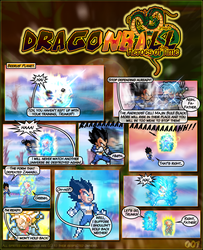 Dragonball: Heroes of Time 001 by JrTsuyo