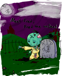 Fred unDead- e1, p1 by Mew2girl