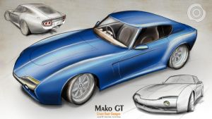 2000gt Mako Concept by Sphinx1