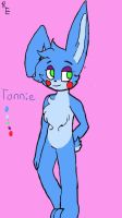 Tonnie Ref by Exomaster5523