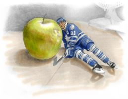 Still Life with Doug Gilmour by JoetheMick
