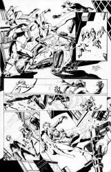 Comic Page by Pencil1
