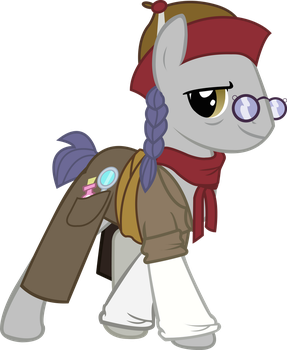 May I help you, traveller? by CobaltWinterborn