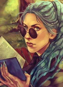 What are you reading? by DocWendigo