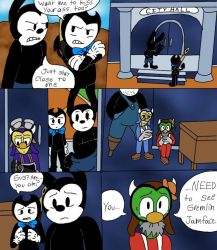 The Curse of the Black Ink .:Pg 65:. by ShinySmeargle