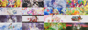 [SPECIAL PACK PSD] HAPPY BIRTHDAY TO ME by Paulinexxxjs