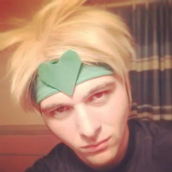 Dio Brando Wig by JakTheRipper13