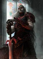 legacy of kain blood omen by LaReviera