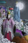 The Tale of the Princess Kaguya by Ficklestix