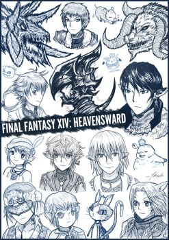 Heavensward Comp by Kxela