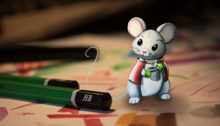 Another mouse by Kr1ger