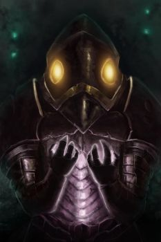 Torizo - Super Metroid by RobTromans