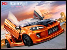 Ford FocuST- Team Turkiye2-WTB by maddinc