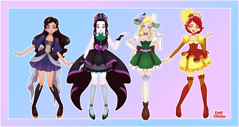 [DOLLMAKER] Magic within us by Opal-Kittens